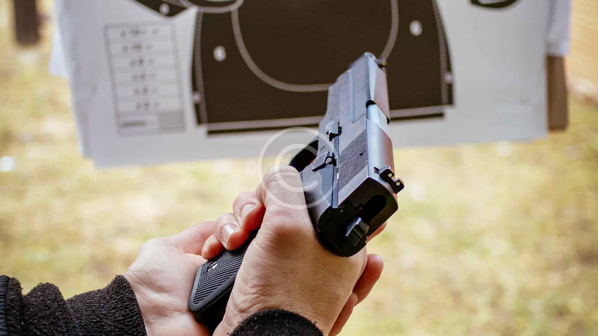 Pistol Training