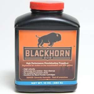Blackhorn 209 Muzzleloading