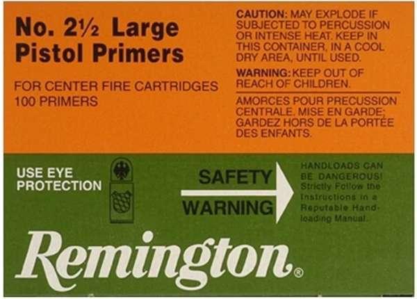 Large Pistol Primers
