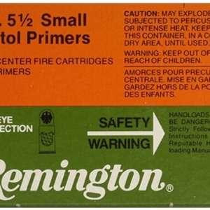 Remington Small Pistol Primers