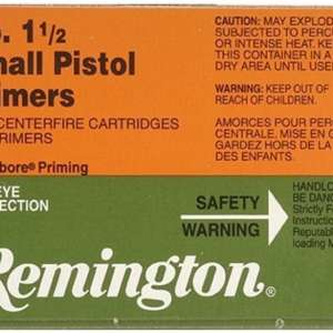 Small Pistol Primers