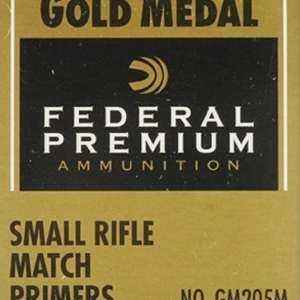 Small Rifle Match Primers