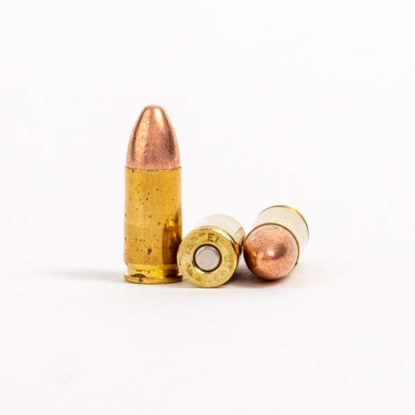 Speer 53651 9mm Luger 124 Grain TMJ Rounds